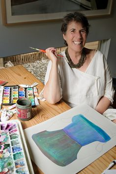 "Natalie Goldberg, writer, teacher, painter.  ""Writing Down The Bones"" changed my life."