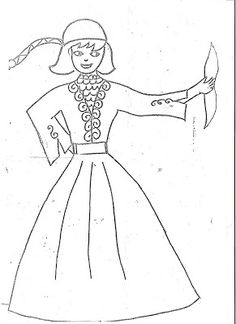 Barbie Dress, Early Childhood, Arts And Crafts, Embroidery, Disney Princess, National Days, Pattern, Blog, Greek