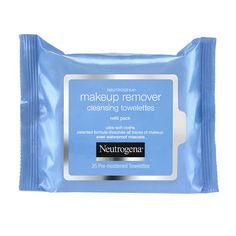 12 Drugstore Beauty Products Every Woman Should Own - Neutrogena Makeup Remover Wipes - from InStyle.com