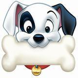 "Checkout the ""101 Dalmatians Dog Bone Paper Cut-Outs"" product"