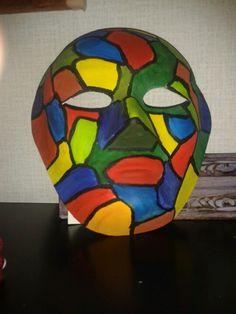 Masker 8th Grade Art, Filipino Culture, Personal Identity, Art Club, Masking, Paper Mache, Art Pieces, Mandala, Arts And Crafts