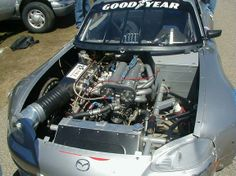GibbP's 2004 Widebody NB Mazda Miata with IRTBs