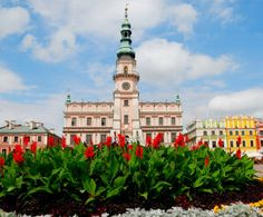 The Old City of Zamosc is designated as a World Heritage Site and remains, to this day, an excellent example of Renaissance-era urban planning.