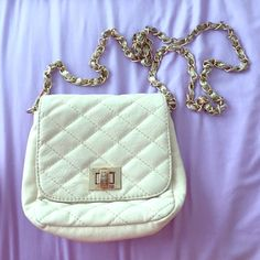 Final Sale Aldo Mini Quilted Style Crossbody Bag