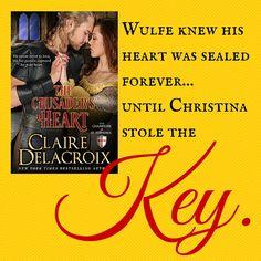 Romances, Claire, Medieval, Champion, Heart, Books, Libros, Book, Romance