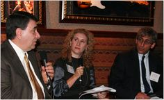 University Albany Alumni Richelle Konian Moderates School of Business Event at Hard Rock Café