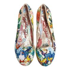 Irregular Choice | Xhr-list | Flats | Duck Tails