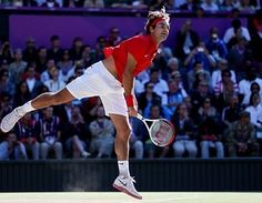 Olympics 2012: For Roger Federer, a strange familiarity emerges at Wimbledon