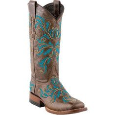 Ladies' Lucchese Horseman cowgirl boot