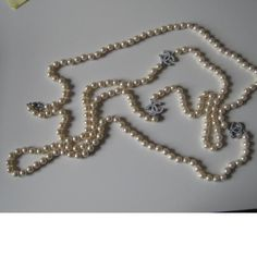 Tip: Chanel Jewelry (Silver)
