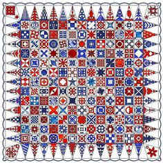 That Quilt: Happy Independence Day!