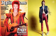 """©Romeu Silveira Em 6 de junho de 1972, com o lançamento do álbum conceitual """"The Rise and Fall of Ziggy Stardust and the Spiders from Mars"""", David Bowie conquistou o que poucos artistas conseguiram ao longo da história: criar canções e uma estética que revolucionaram o mundo e, 40 anos depois, continuam influenciando universos culturais tão abrangentes quanto a música e a moda. Apesar de que até 1971 já tivesse lançado quatro discos bem-sucedidos, foi com o personagem """"Ziggy Stardust"""" que…"""