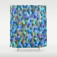 Mermaid Shower Curtain                                                                                                                                                                                 More