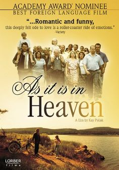 Rent As It Is in Heaven starring Michael Nyqvist and Frida Hallgren on DVD and Blu-ray. Get unlimited DVD Movies & TV Shows delivered to your door with no late fees, ever. Heaven Movie, Kino International, The Power Of Music, Movies Worth Watching, Make New Friends, Film Movie, Movie Reels, Musical Film, Great Movies