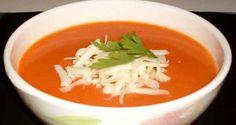 Kremalı Domates Çorbası Tarifi | Kadınca Tarifler - Kadınlar İçin Özel Paylaşımlar - Yemek Tarifleri