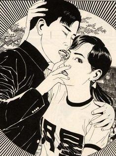 Японский иллюстратор, чьи работы настолько непристойны, что запрещены в родной стране • НОВОСТИ В ФОТОГРАФИЯХ