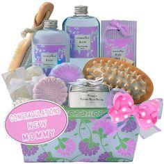 """New Mommy"" Luxury Spa Gift Basket, 15 Luxury « Delay Presents"