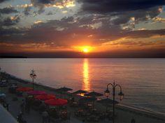 solar path - Peraia, Thessaloniki