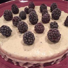 Kladdkaka med cheesecake Cheesecake, Frozen, Cookies, Chocolate, Desserts, Food, Crack Crackers, Tailgate Desserts, Deserts