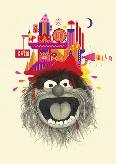 Jordan Andrew Carter y sus ilustraciones rositas | OLDSKULL