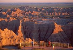 Badlands National Park, South Dakota, Photo by SD Tourism, Read articles at www.whattravelwiterssay.com