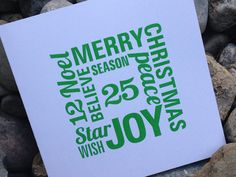 Christmas Card, Holiday Card Set, Personalized Christmas Cards - Scroll Ornament on Etsy, $10.00 #christmascards #holidaycards #modernchristmascards