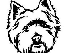 Image result for cairn terrier clipart Australian Shepherd Training, Australian Shepherd Dogs, Chihuahua Dogs, Pet Dogs, Puppies, Westie Dog, Cairn Terrier, Terrier Mix, West Highland Terrier