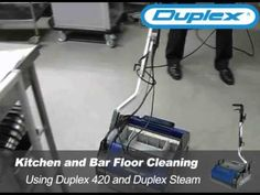 http://www.duplexcleaning.com.au/nightclub-cleaning.html#videos Clean and restore effectively the nightclub hard floors, kitchen bar, seating area, bar stools and many more with Duplex steam cleaning equipment fast and easy.    Learn more on how steam clean Nightclub effectively. http://www.duplexcleaning.com.au/nightclub-cleaning.html#videos    Duplex Cleaning Machines  1800 622 770  info [at] duplexcleaning.com.au    #nightclub #kitchen #steamcleaning #cleaning #clean #floorcleaning