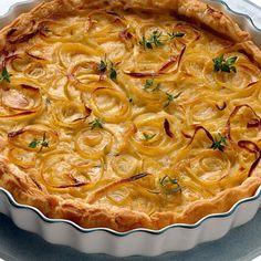 Quiches, Lard, Tasty, Yummy Food, Bakery Recipes, Empanadas, Sin Gluten, Macaroni And Cheese, Food To Make
