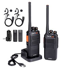 Tacklife MTR01 Advanced Two-Way Radio with Rechargeable 1300MAh Li-ion Battery UHF 400-470MHz Transceiver Earphone Long Working Distance 16 Channels Walkie Talkie | 2 Pcs   https://huntinggearsuperstore.com/product/tacklife-mtr01-advanced-two-way-radio-with-rechargeable-1300mah-li-ion-battery-uhf-400-470mhz-transceiver-earphone-long-working-distance-16-channels-walkie-talkie-2-pcs/