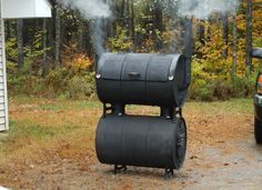 Let's see your ugly drum smoker (UDS)