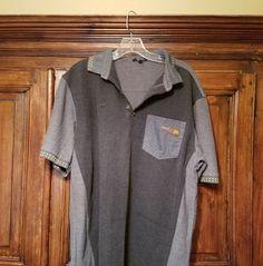 291c06b2d5c McDonalds Uniform Shirt Timeless Elements Employee Polo Size L LARGE Unisex   TimelessElementsforMcDonalds Uniform Shirts