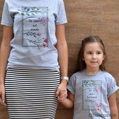 Do amor que damos, só o amor herdamos ❤️ #amordemaeefilha #amordemae #minhademenina #camiseta #tshirt #euamominhafilha #maeefilha #maeefilhasiguais #cute #instakids