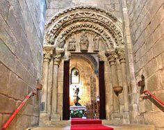 La Corticela Chapel, Santiago de Compostela