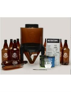 Home Brewing Beer Start Kit