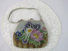 Antique Handbag for a Child