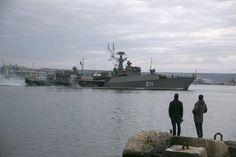 Russian military invades, taking control of Crimea