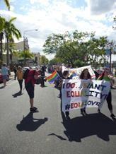 Rockhampton Marriage Equality Rally