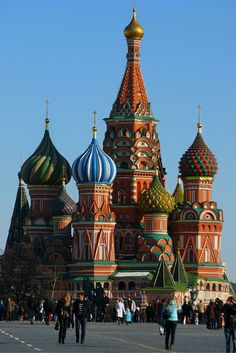 Travel like a local in Moscow, Russia
