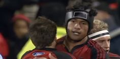 The Crusaders topped the regular-season table with 11 wins from their 13 games, while the Waratahs finished second with a record. The front-runners disposed of the Hurricanes and Sharks respectively to advance to the final. Today News In English, Rugby Union Teams, 13 Game, Super Rugby, Front Runner, Crusaders, Sharks, Runners, Baseball Cards