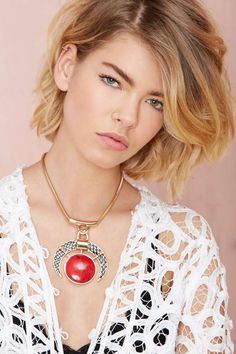 Fire Sign Necklace