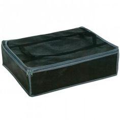 Boîte de rangement avec housse sous vide - Dressing / Buanderie - Entretien / Rangement   GiFi