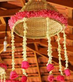 43 trendy ideas for wedding decorations indoor party ideas Wedding Hall Decorations, Marriage Decoration, Diwali Decorations, Festival Decorations, Flower Decorations, Decor Wedding, Housewarming Decorations, Ganapati Decoration, Mehndi Decor