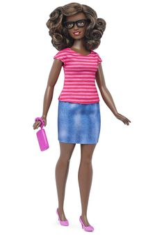 I'm going to buy her and play with her and bask in the glory of a doll that looks EXACTLY like me!