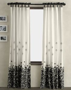 Wish I could find curtains like this for my dorm room