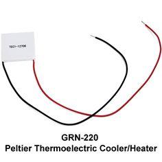 Peltier cooler/heater