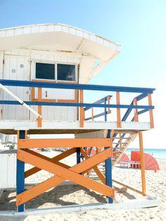 Lifeguard Beach House #GHCBeachDays