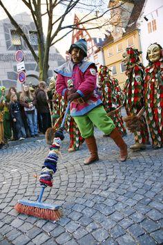 Fasching – Karneval – Fastnacht Ulm Germany