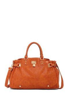 Street Level Satchel Handbag