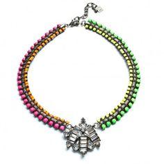 Charm & Chain | DANNIJO Capucine Necklace